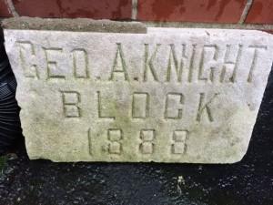 Knight Block600